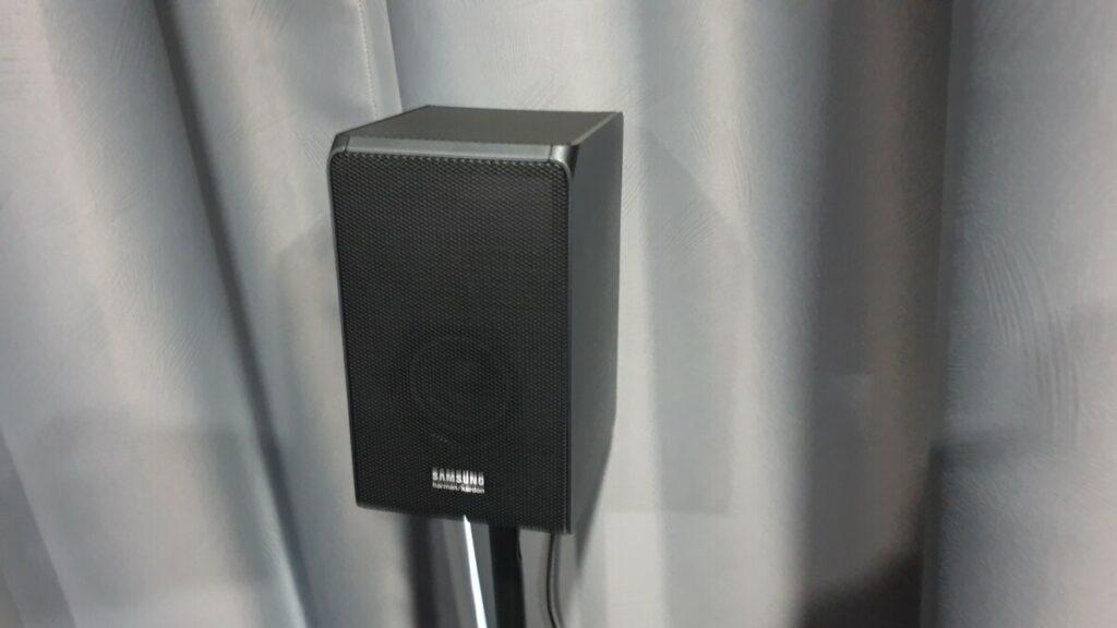 HW Q90R rear speaker