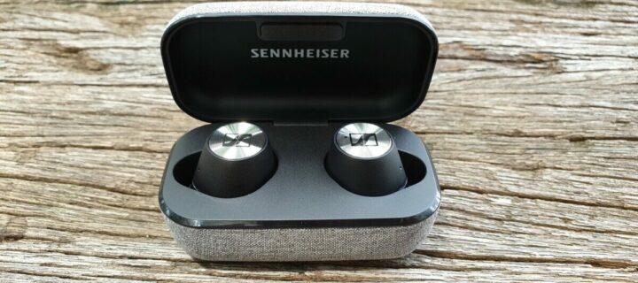 Sennheiser Momentum True Wireless earbuds aim to make music awesome again