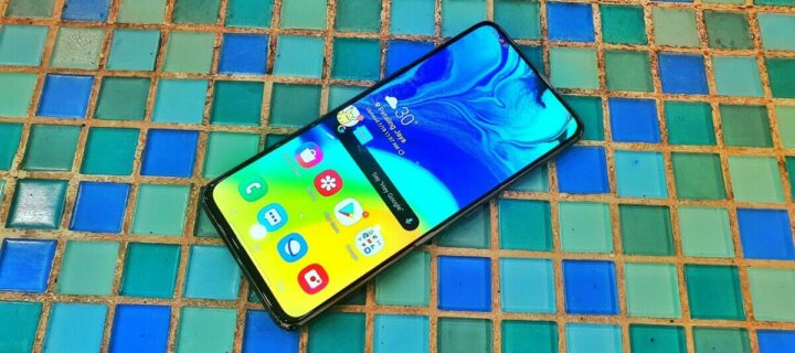 The slick tech behind Samsung Galaxy A80's rotating camera explained