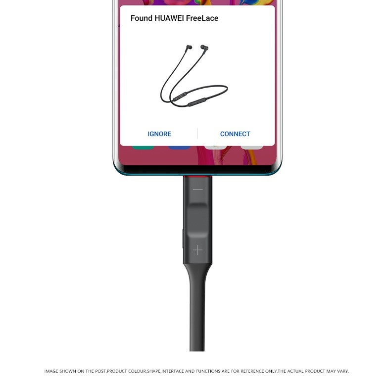 Huawei FreeLace charging