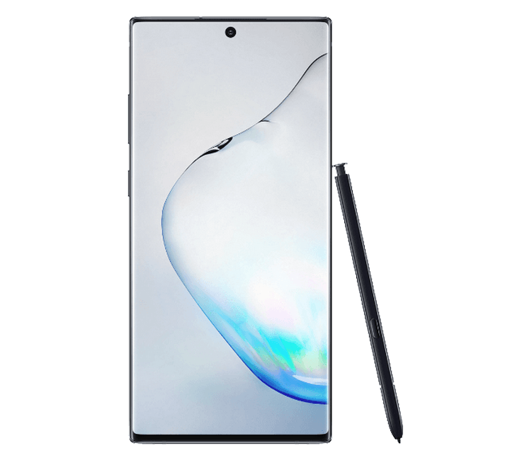 Galaxy Note 10 Plus front