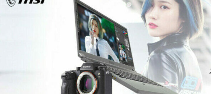MSI and Sony to offer exclusive Creator Workshop with fashion photographer Kyrios Lim