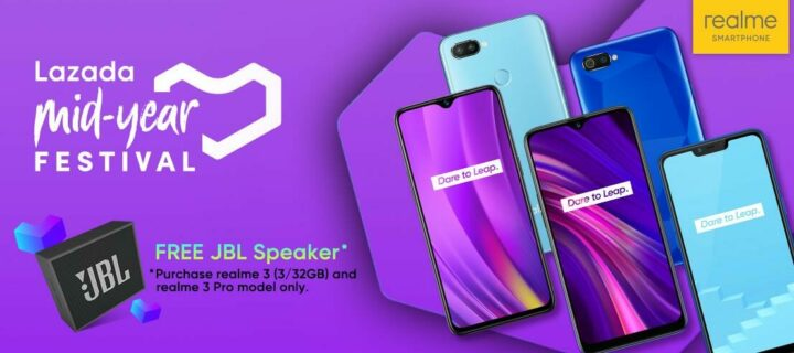 Realme C1 going for crazy prices in Lazada Mid Year Festival sales