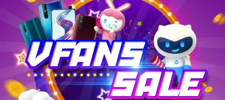 Vivo VFans Sale offers tempting bargains aplenty