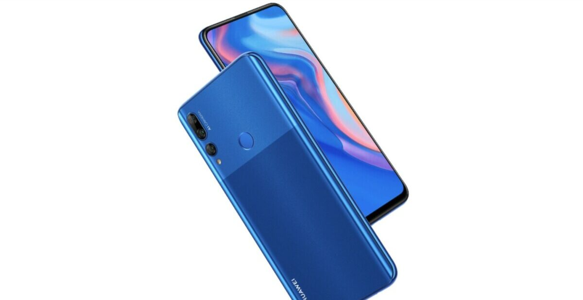 Huawei Y9 Prime front