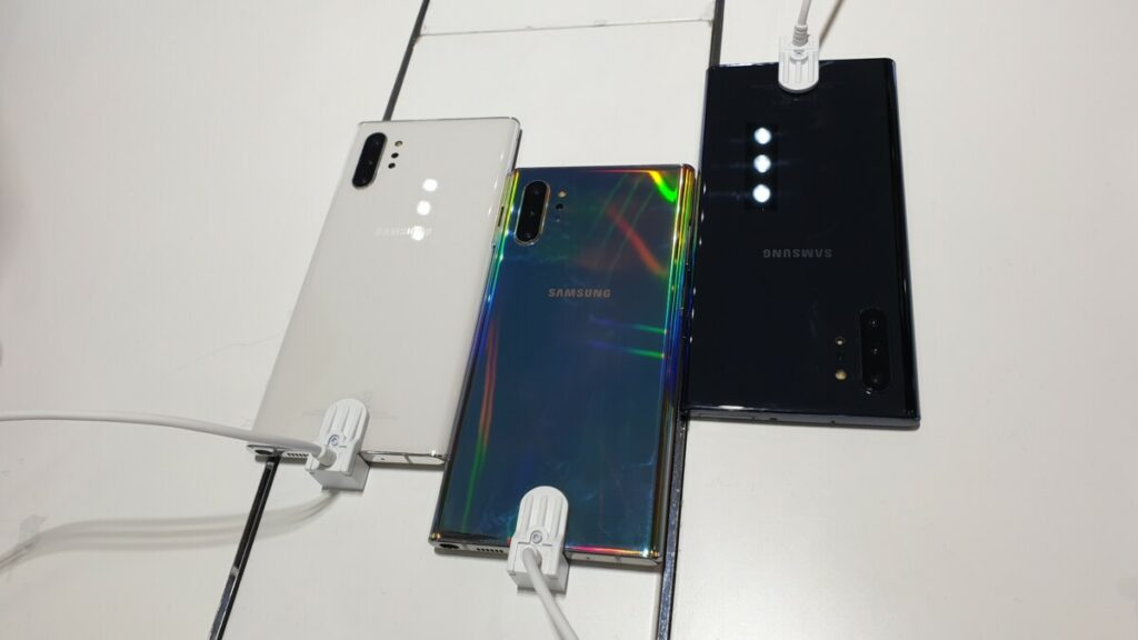 colour choices for galaxy note10+