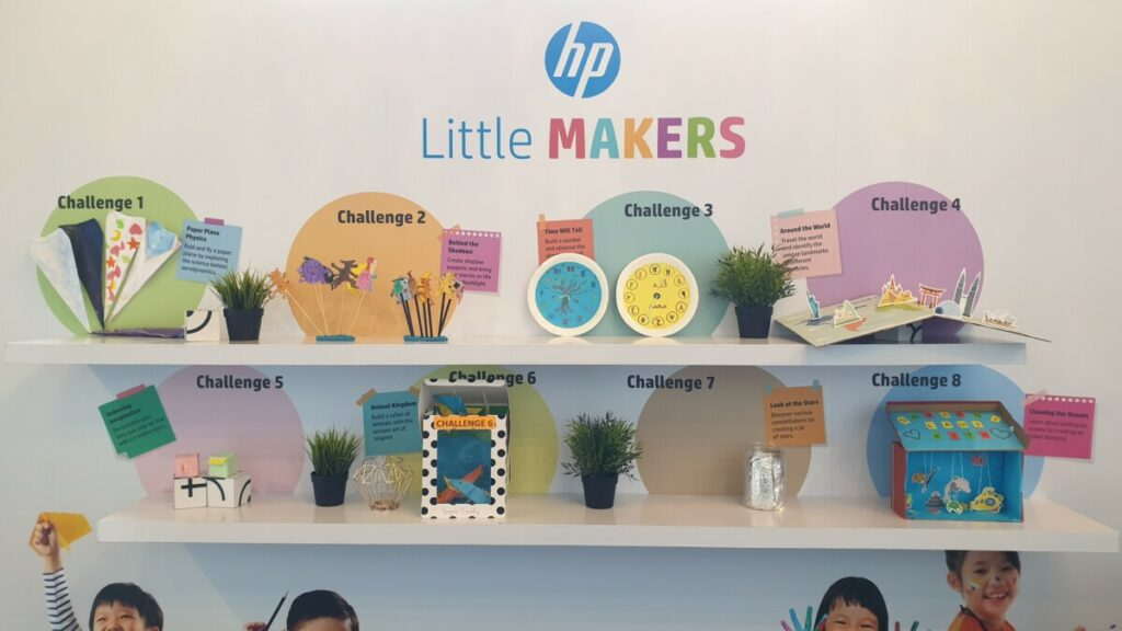 Little makers challenges