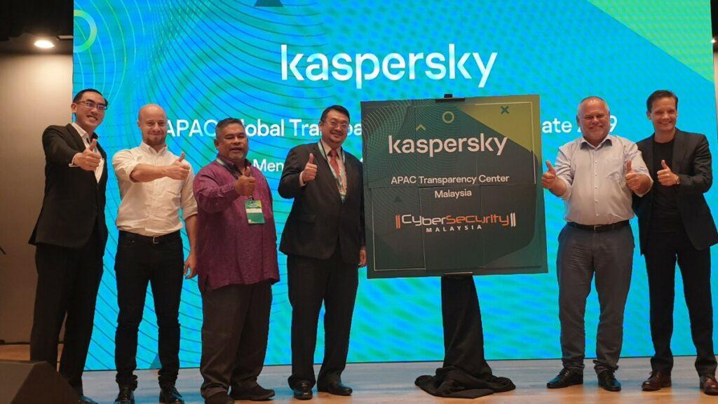Kaspersky Transparency Centre launch