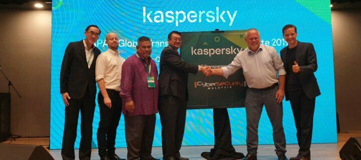 Cyberjaya to host Kaspersky's first Transparency Centre in APAC