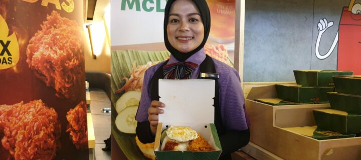 Nasi Lemak McD is now a thing as Mcdonalds celebrates being Malaysian