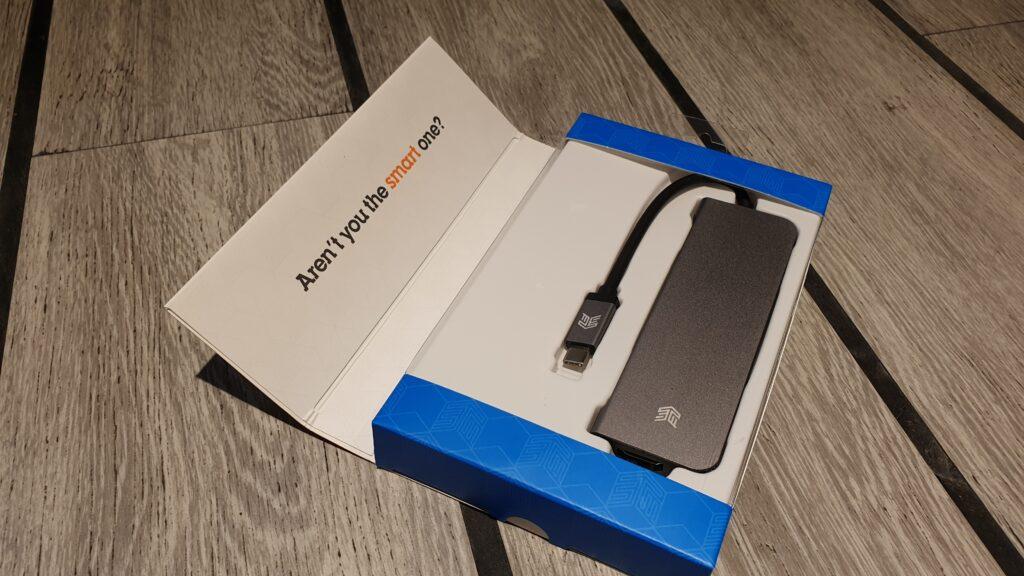 STM USB-C Media Hyb