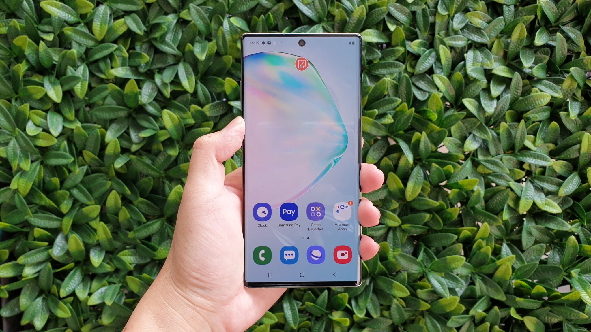 Malaysian Galaxy Note 10 units sport different accessories and why it's all right