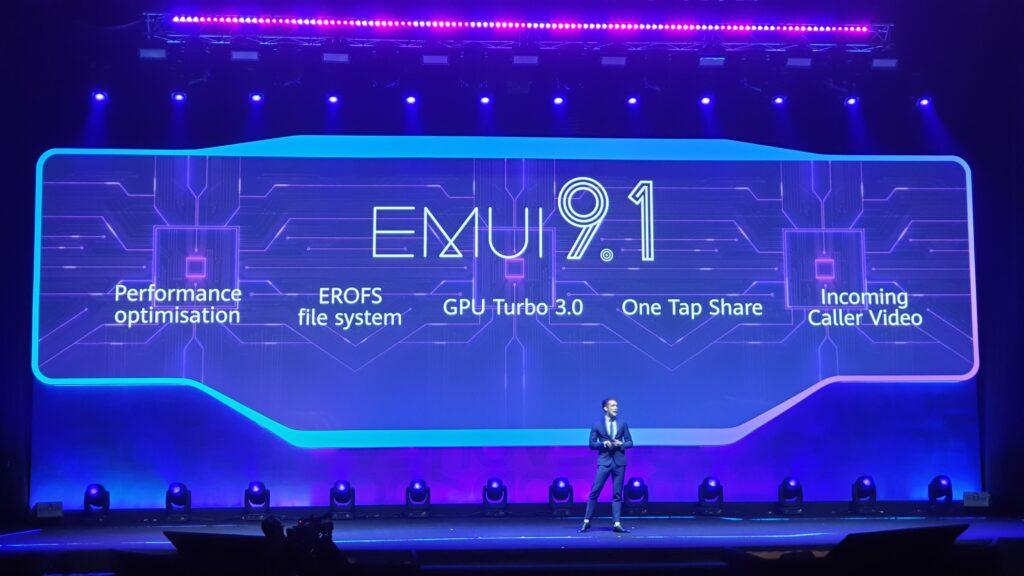 Huawei nova 5T preorder EMUI 9.1