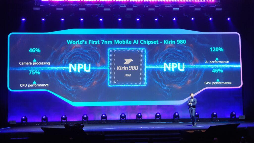 Huawei nova 5T preorder Kirin 980 SOC