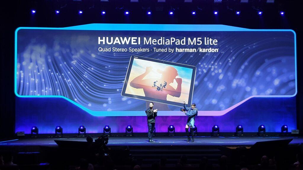 Huawei nova 5T MediaPad M5 Lite
