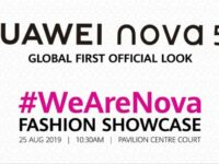 Huawei nova 5T slated to appear at KLFW 2019!