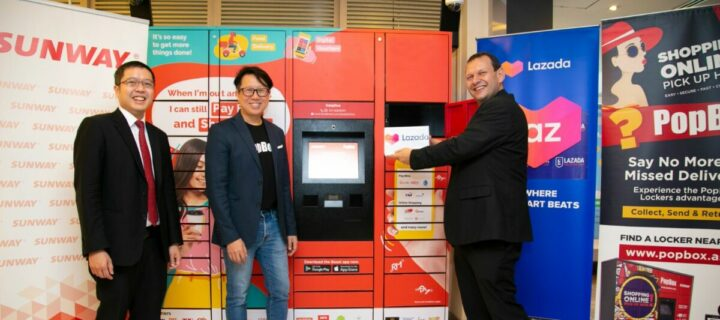Lazada now delivers to PopBox smart parcel lockers in the Klang Valley