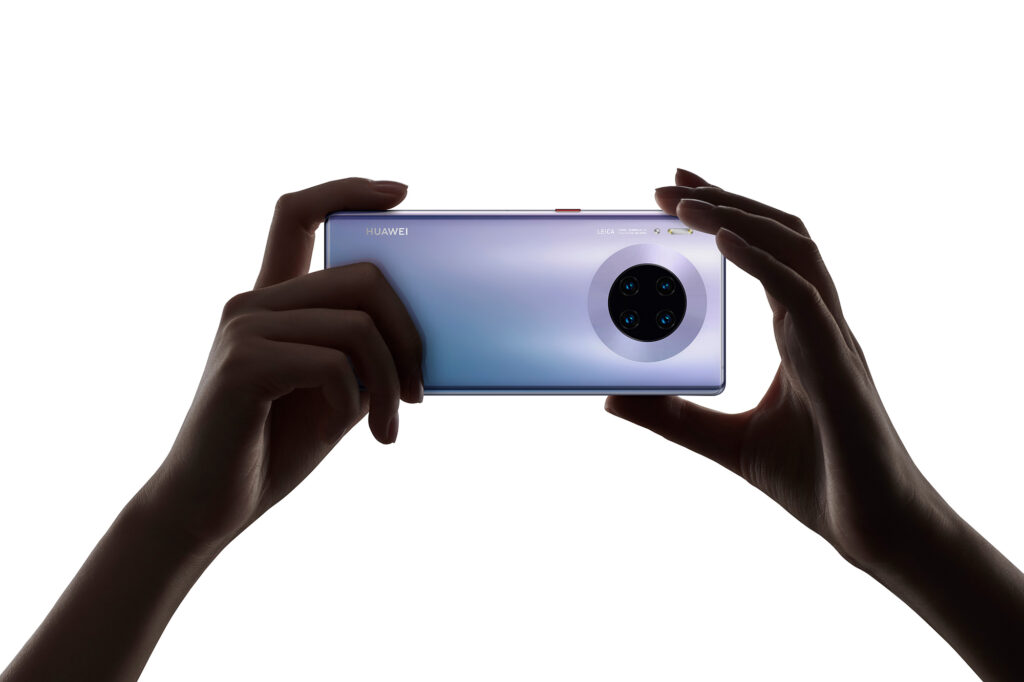 Huawei Mate30 rear camera