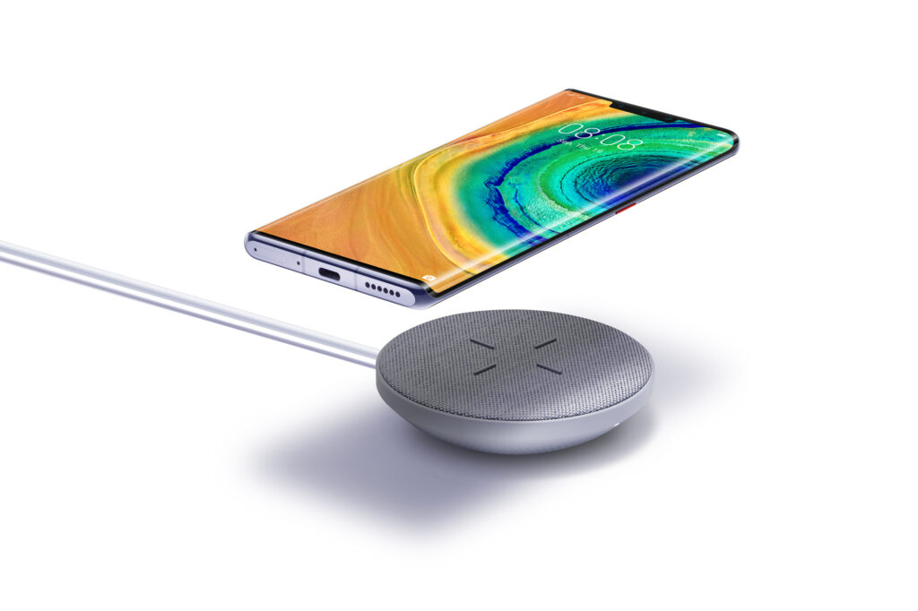 wireless charging Huawei Mate30