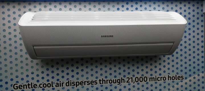 Samsung AR9500M Wind-Free Cooling air conditioner aims to keep things cool in Malaysia