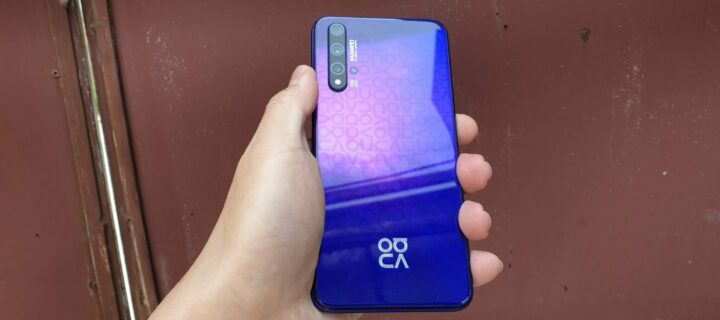 Huawei Nova 5t review – Fabulously Fashionable