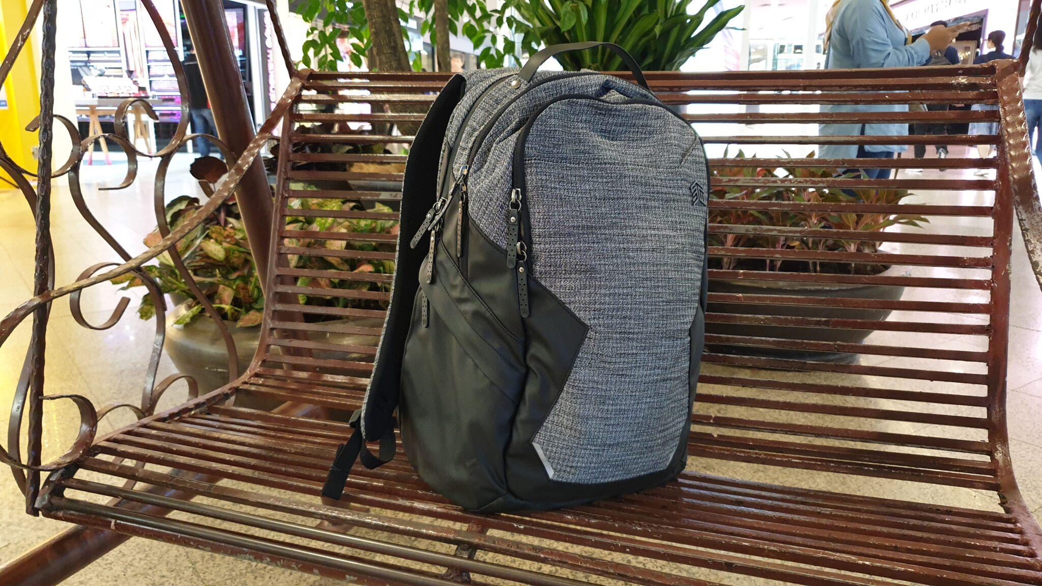 STM Myth 28L backpack side