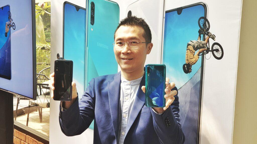 Galaxy A50s luke au
