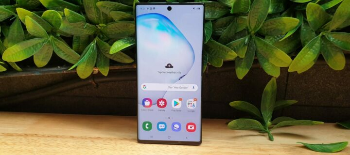 Samsung Galaxy Note10 review – Svelte Power-Packed Phablet Delight