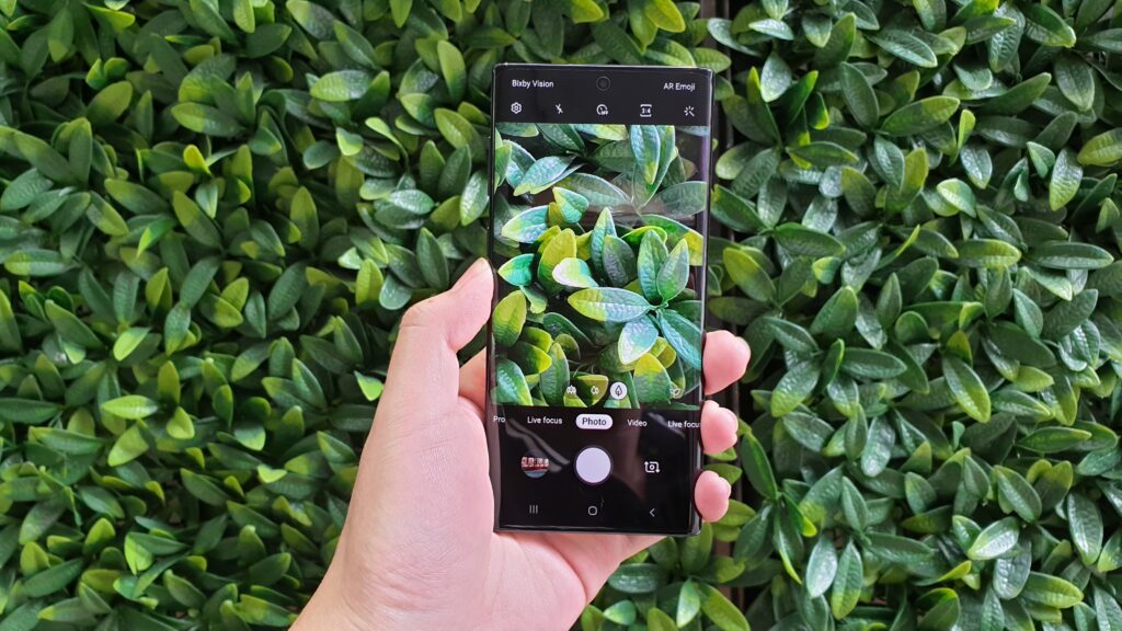 Galaxy Note10 camera
