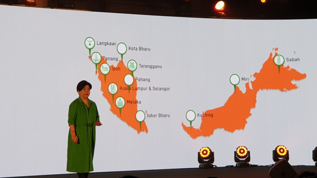 Wechat countries