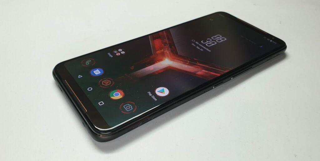 ROG Phone II angled