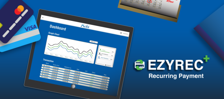 Powerful new EZYREC+ solution by Mobiversa makes recurring payments a cinch