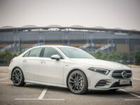 Mercedes AMG A 35 sedan launched in Malaysia