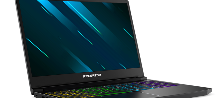Acer unveils a slimmer and lighter Predator Triton 300 gaming notebook at IFA 2019