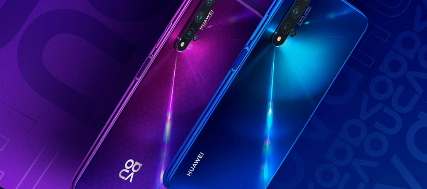The Fashionable Huawei Nova 5t Priced At Rm1 599 Available