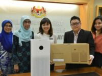 Xiaomi Malaysia donates 100 Mi Air Purifier 2S to Malaysian schools