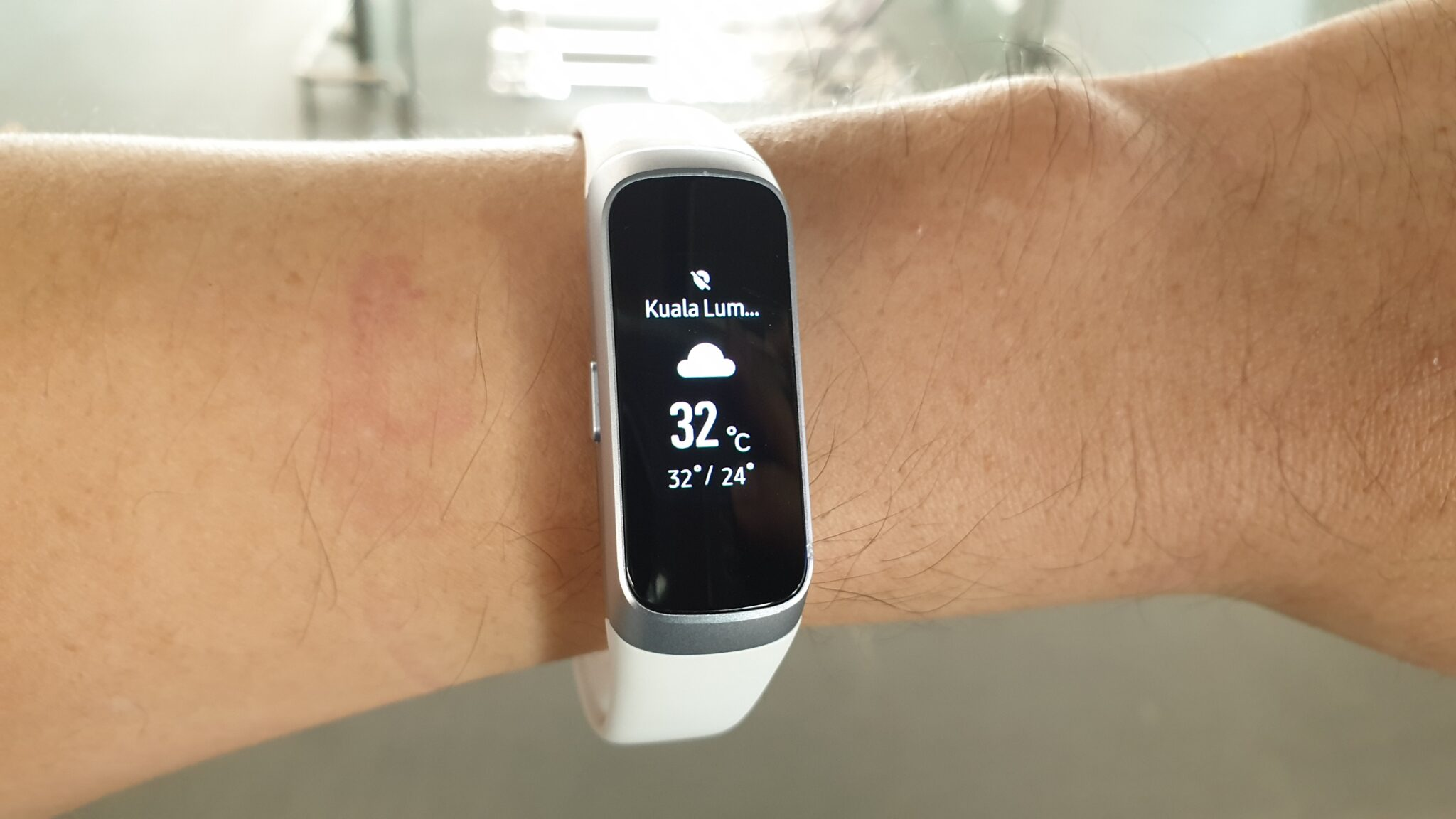 Samsung Galaxy Fit front