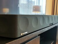 Sennheiser's Ambeo Soundbar brings massive Dolby Atmos sound straight into your living room