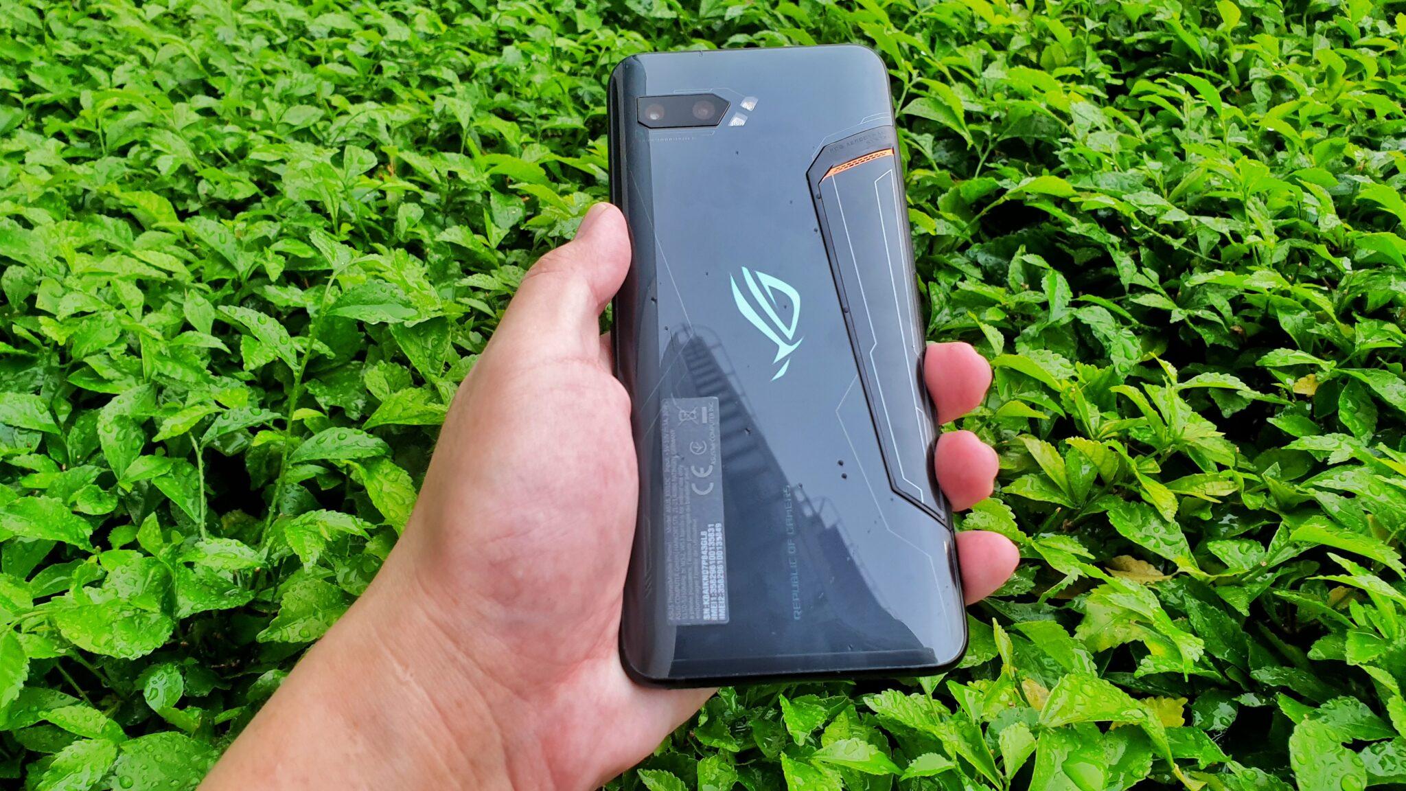 ROG Phone 2 or ROG Phone II
