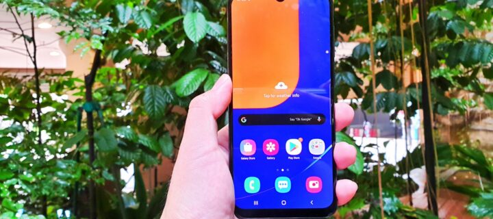 Samsung Galaxy A50s Review  – Refined and Redefined