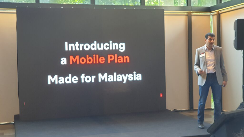 Netflix RM17 introduced in Malaysia