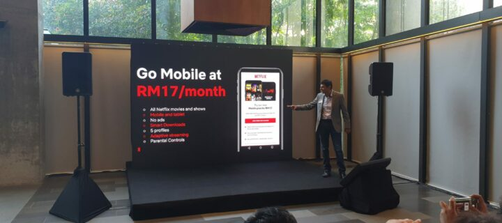 Netflix RM17 mobile plan launched in Malaysia