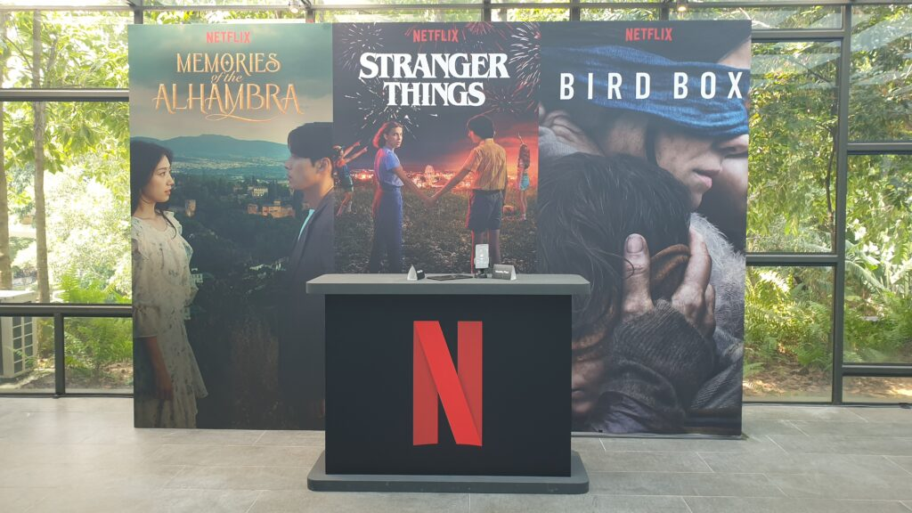 Netflix RM17 mobile plan