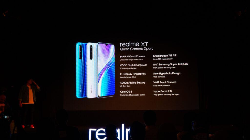 Realme XT specs