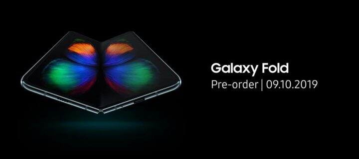 Samsung Galaxy Fold now up for preorders priced at RM8388