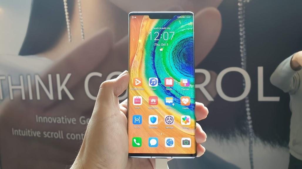 The Huawei Mate30 series are selling like hotcakes in China but what about Malaysia?