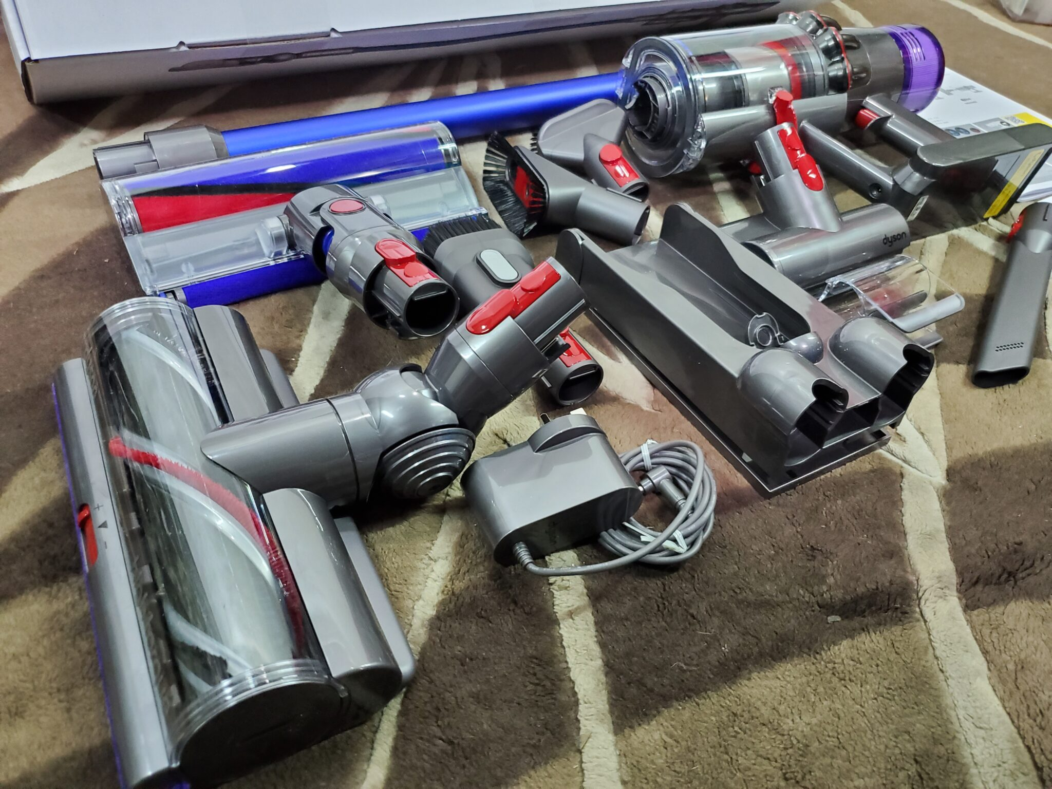 Dyson V11 absolute accessories