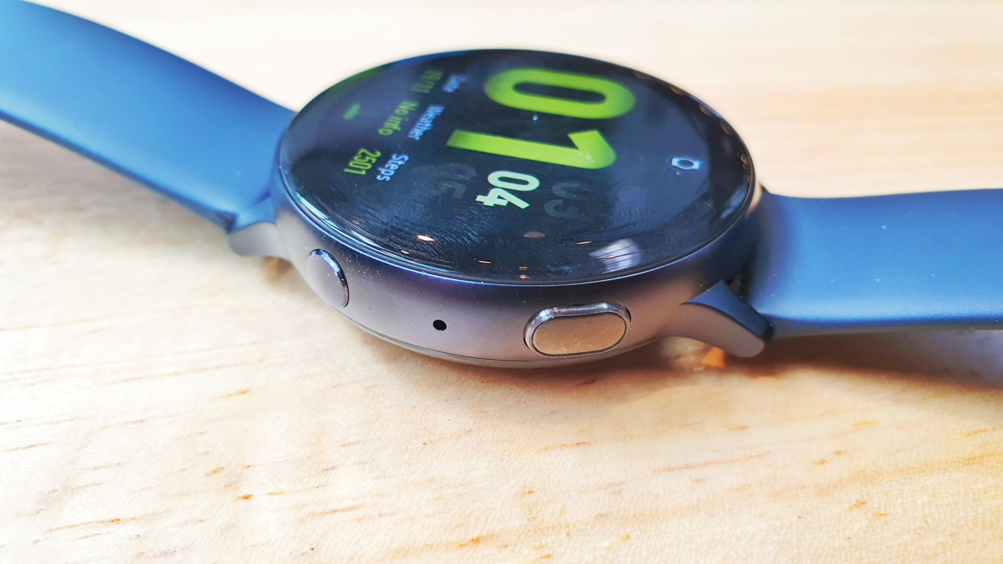 Watch Active2 side