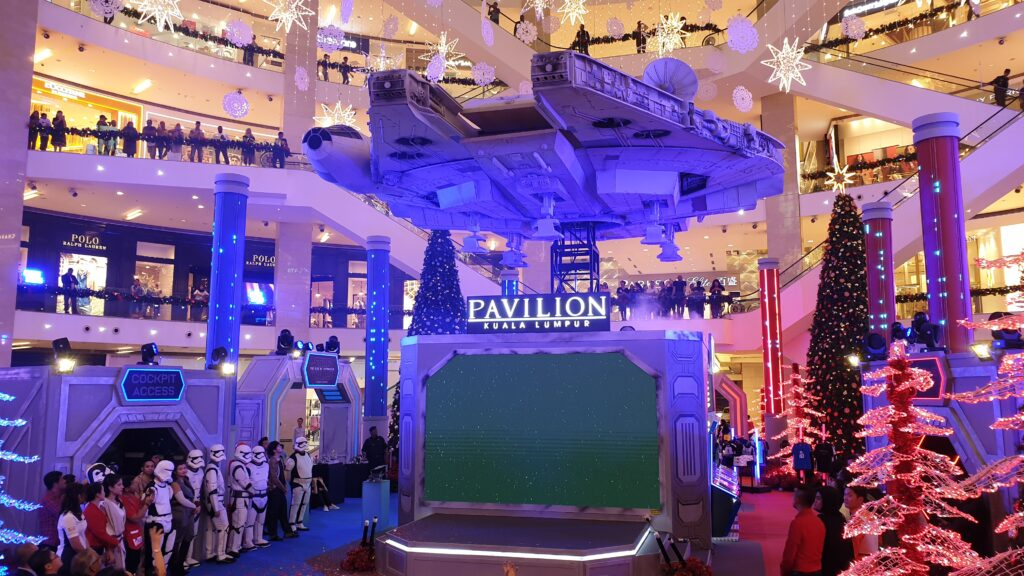 Starry Christmas 2