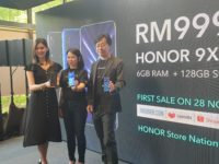 Honor 9X lands in Malaysia priced at RM999